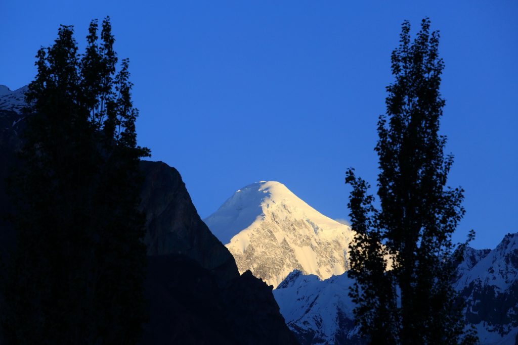 Duran Peak Hunza Valley
